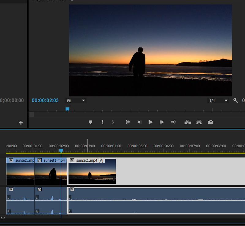 Jump Cut - Corte e avance o tempo - Melhore sua técnica de edição