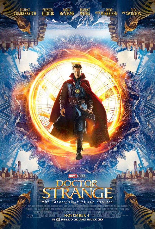 Cinema 2016 - Doutor Estranho